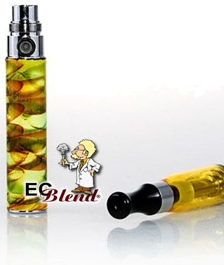 ECBlend Battery - eGo 510 Fancy Marble Swirl Finish