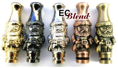 Garden Gnome Drip Tip at ECBlend