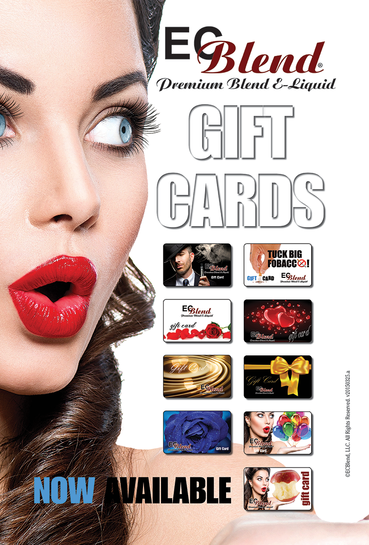ECBlend Gift Cards for Stores