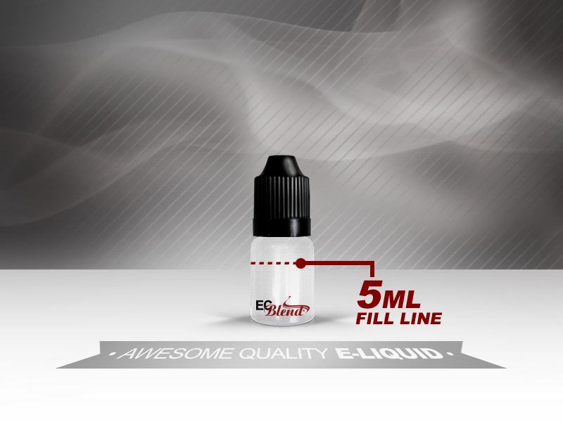 ECBlend Flavors 5ml Control Lines