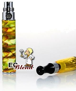 ECBlend Battery - eGo 510 Fancy Marble Swirl Finish