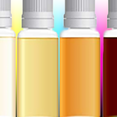 Color in E-Liquid