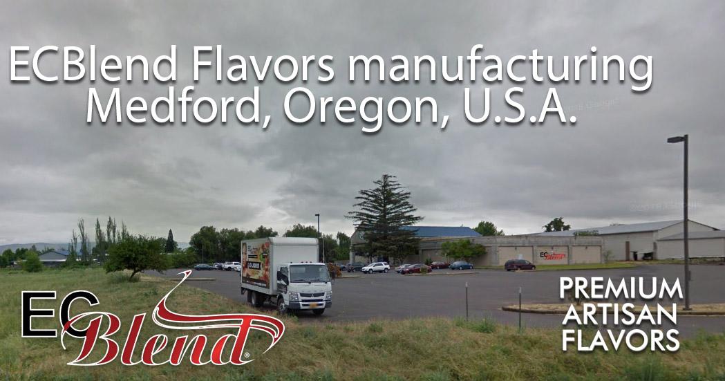 ECBlend Flavor Manufacturing Medford OR USA