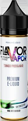 Flavor Vapor Tobacco Free E-Liquid