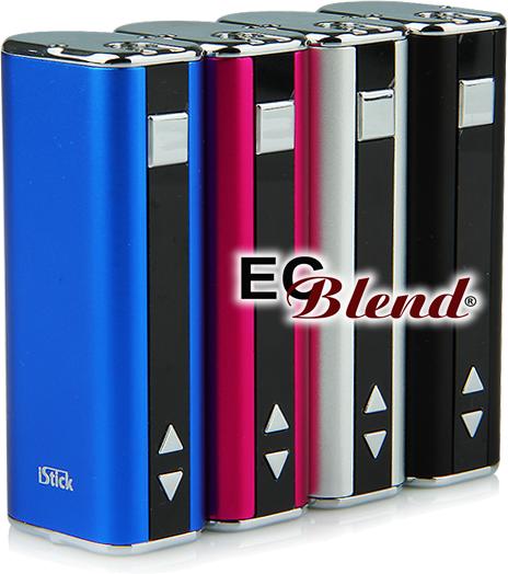 ECBlend E-Liquid Flavors iStick 20w