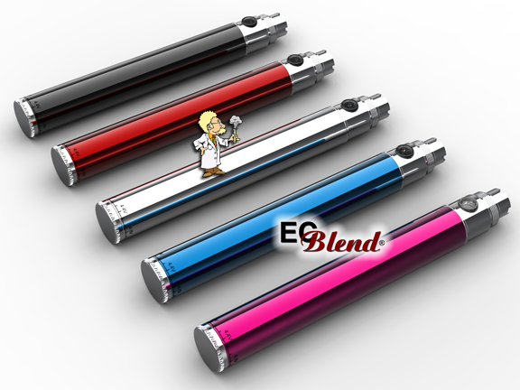 SmokTech eGo Winder 1100mah at ECBlend
