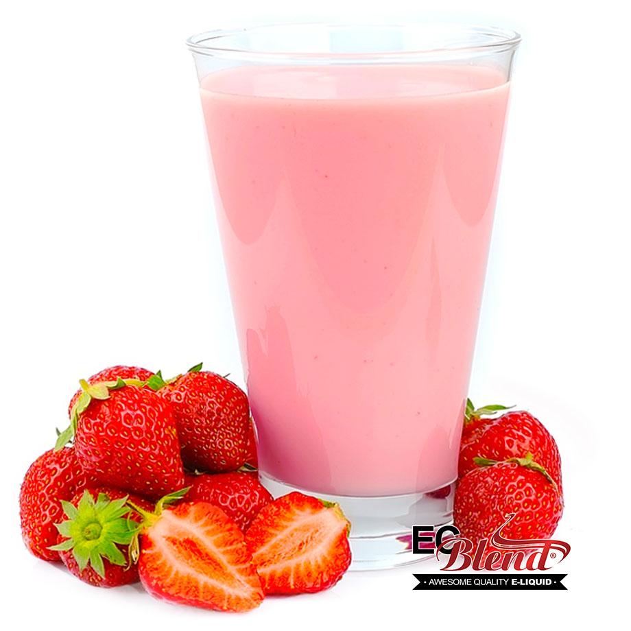 Strawberry Milk E-Liquid by ECBlend Flavors