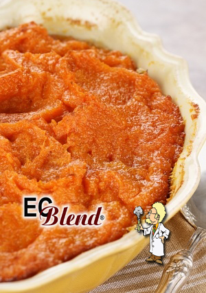 Sweet Potato Casserole by ECBlend Flavors